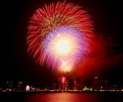 みなと神戸海上花火大会のイメージ