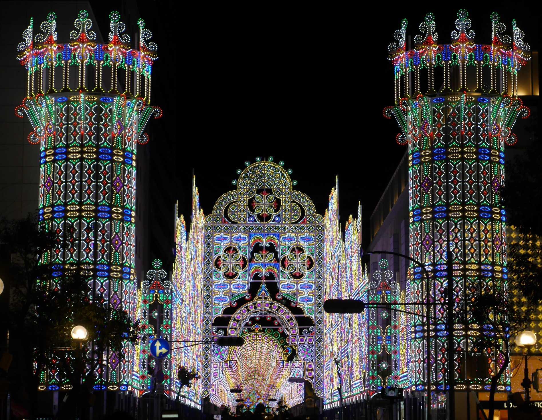 神戸ルミナリエ2019のイメージ